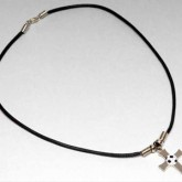 Soccer-Crucifix-Necklace