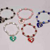soccer-heart-bracelet