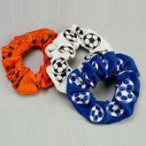 soccer-scrunchies