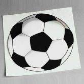 soccer-static-cling-decal